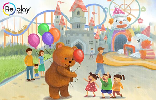 Castle Theme Park