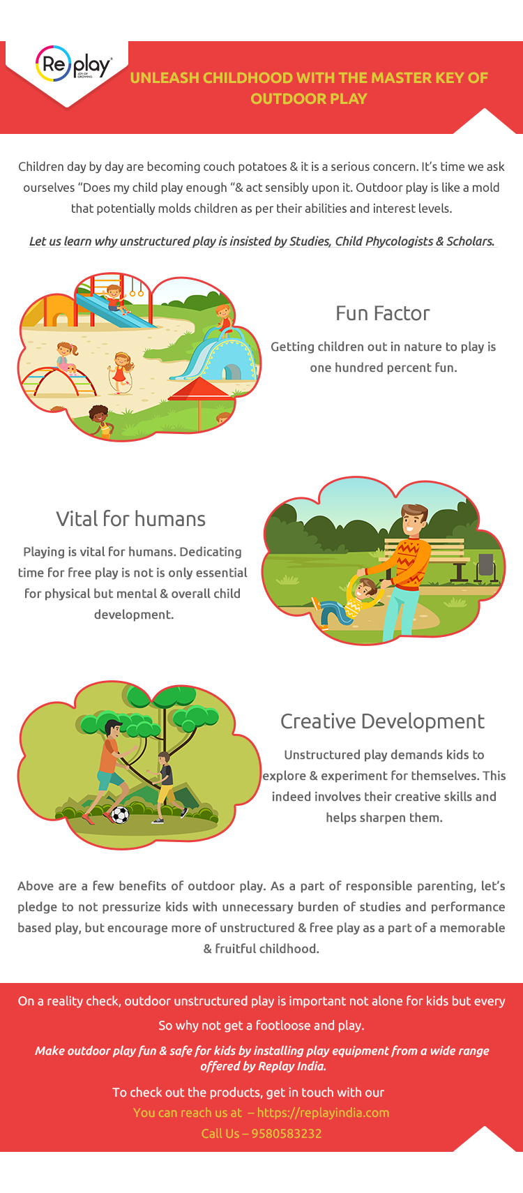 The Importance of Playing Outside