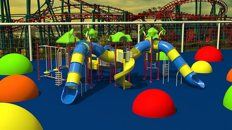 Adventure multi activity play systems