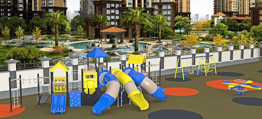 Multi activity play systems – Large