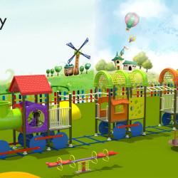 Innovative Playground Theme Ideas