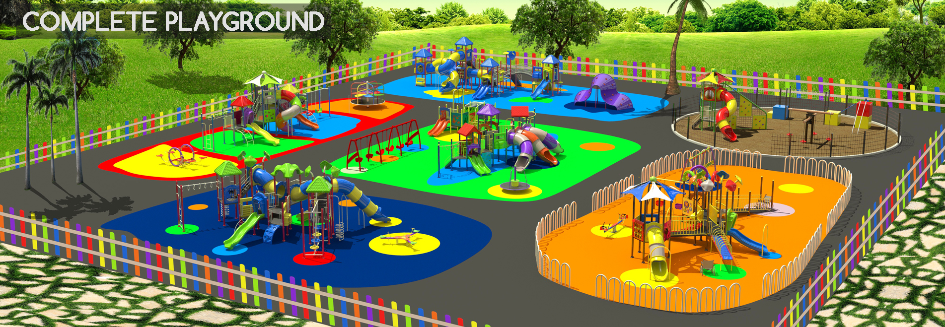 COMPLEATE PLAYGROUND