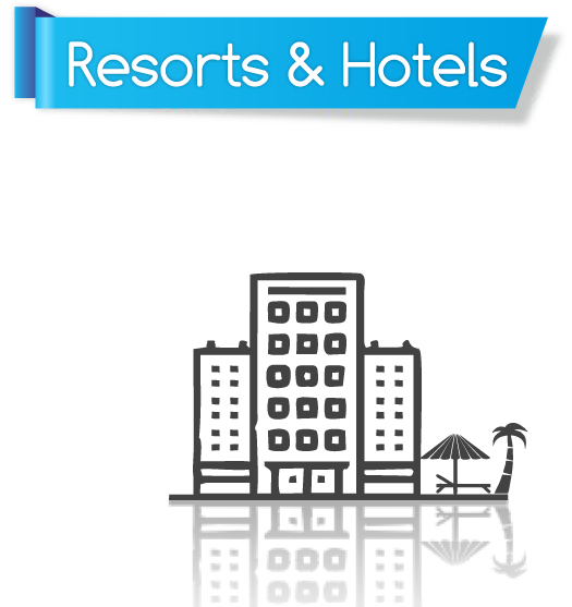 Resorts & Hotels