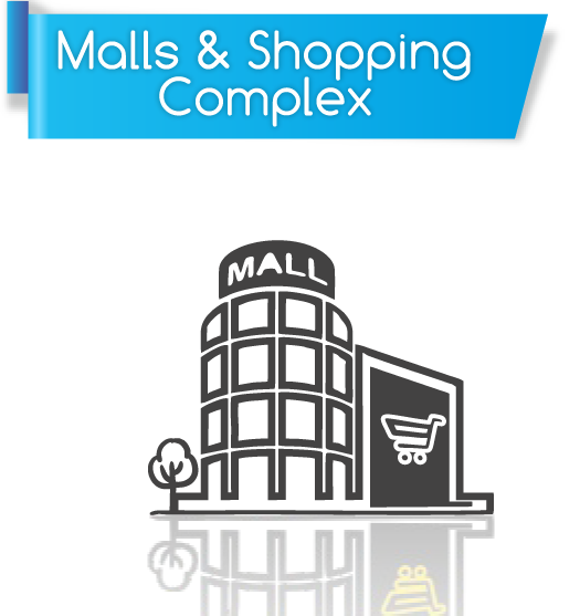 Malls & Shopping Complex