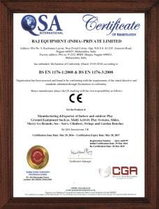 Certificate - QSA