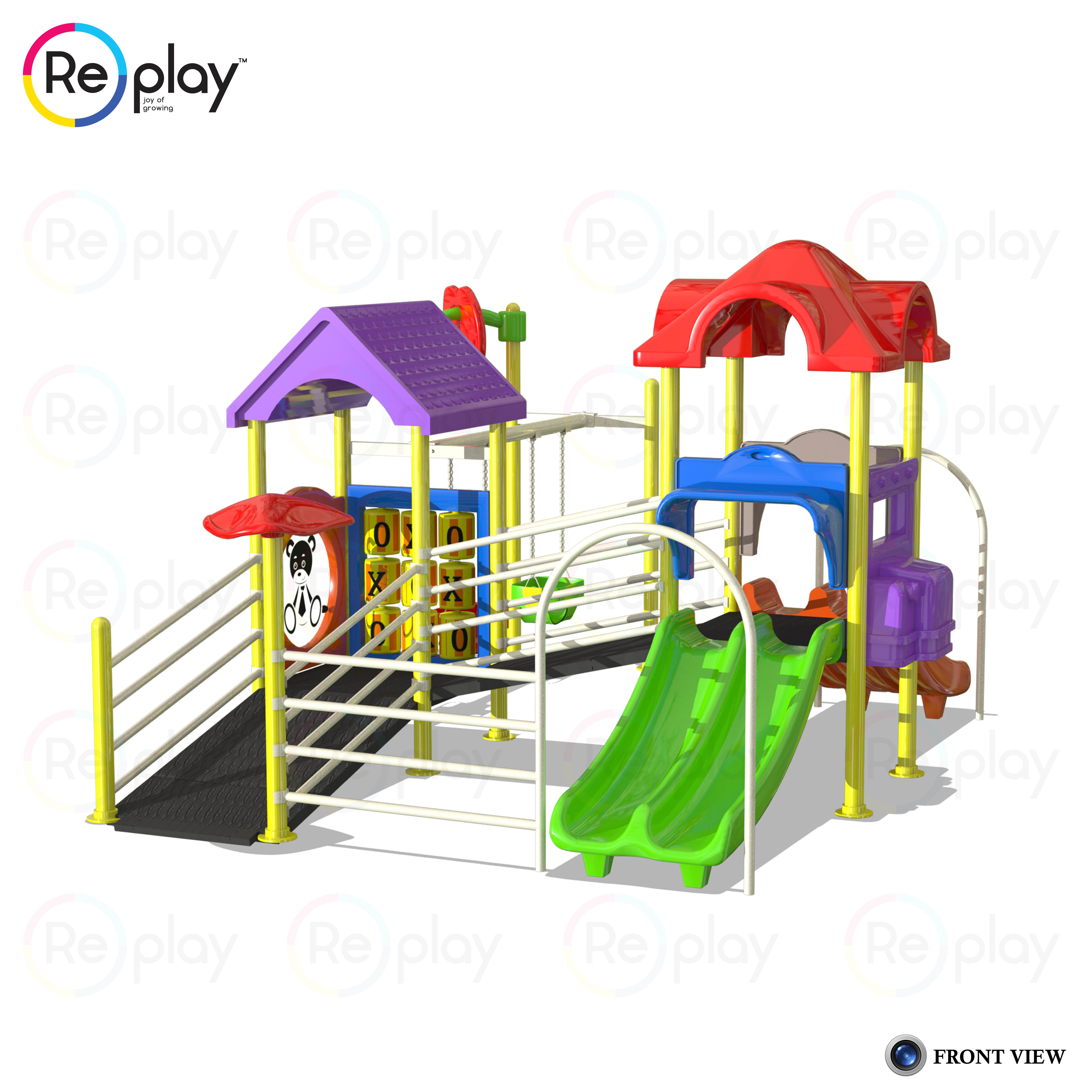 Replay Specially-abled Playground Equipment5
