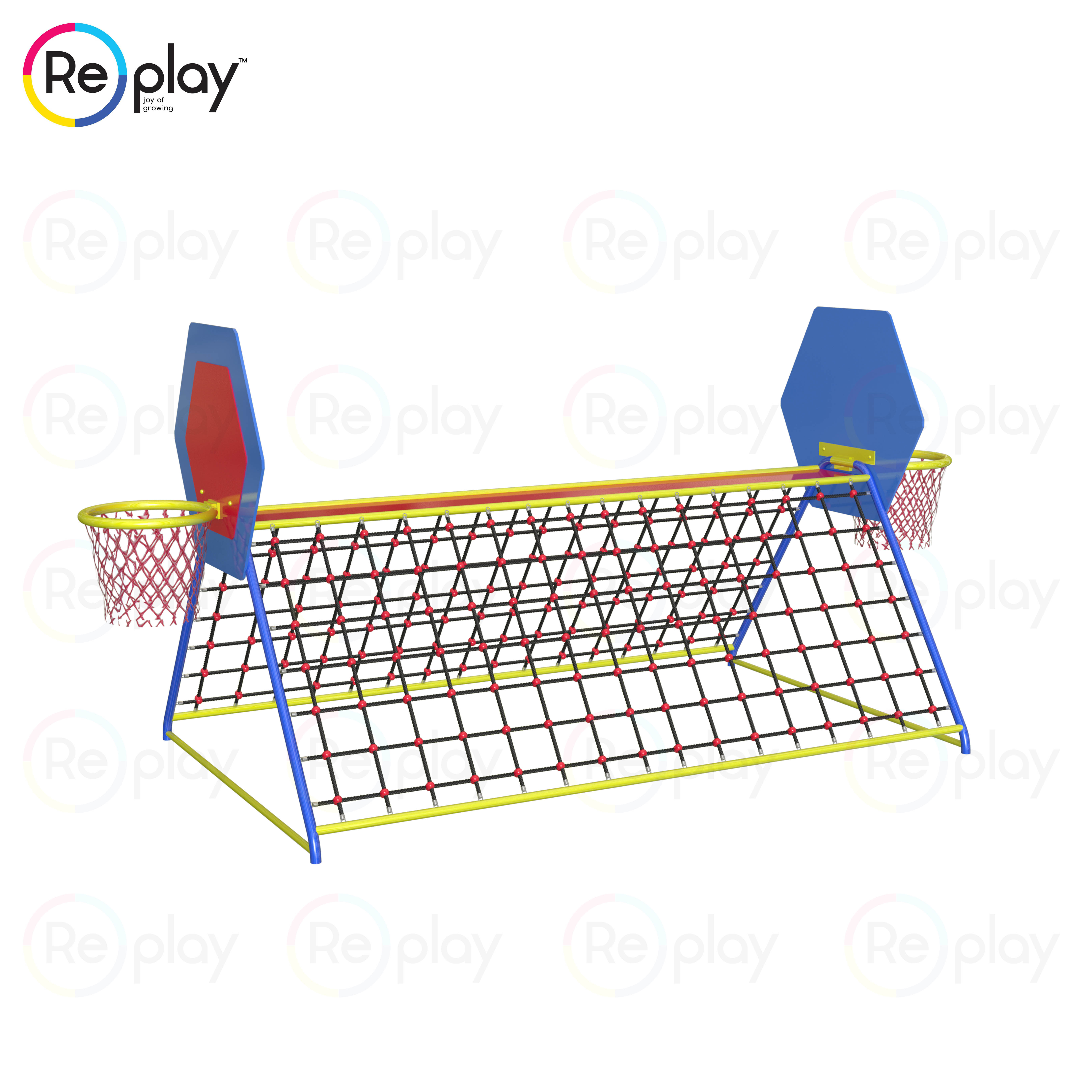 Climber - specially abled playground equipment