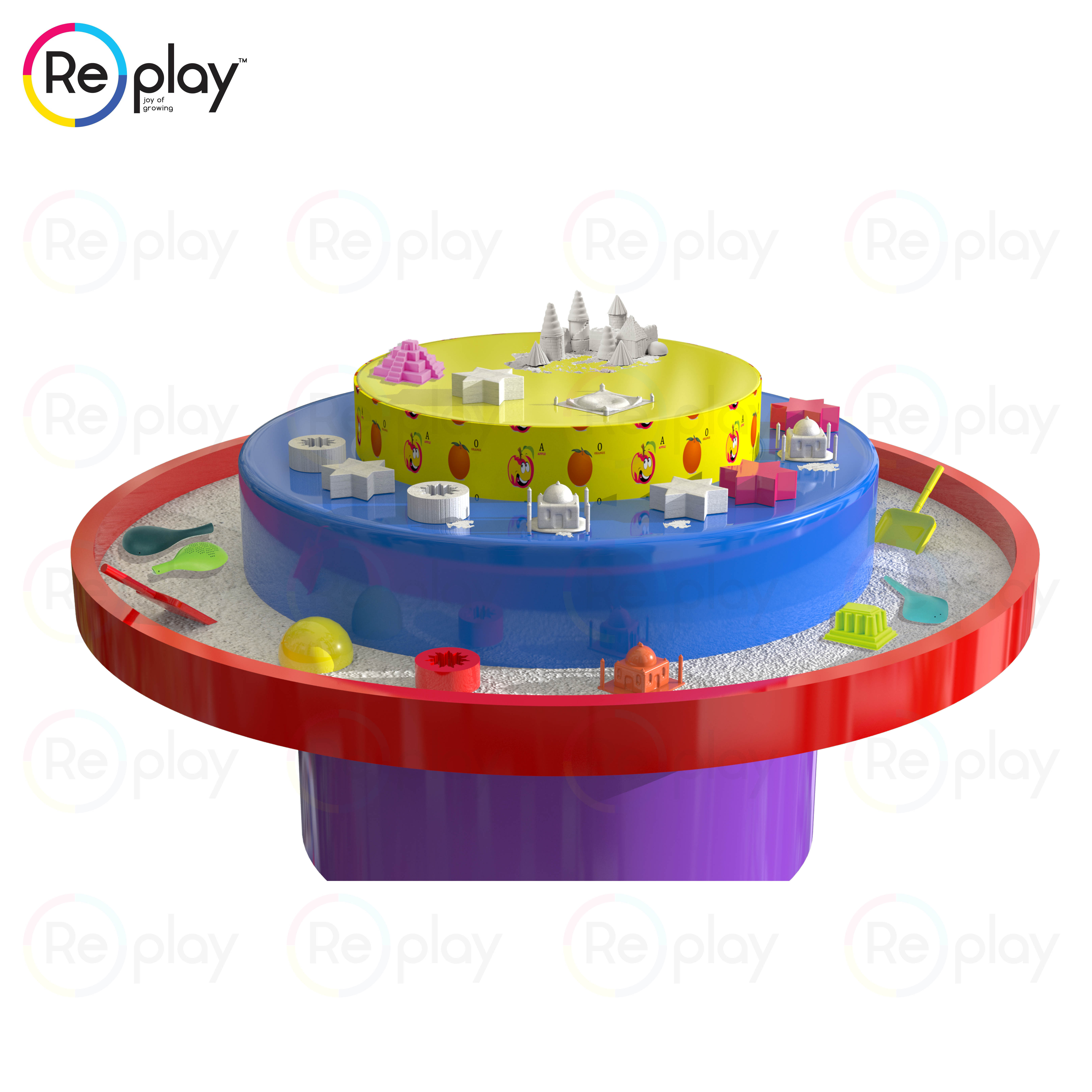 specially abled playground equipment Sand Play