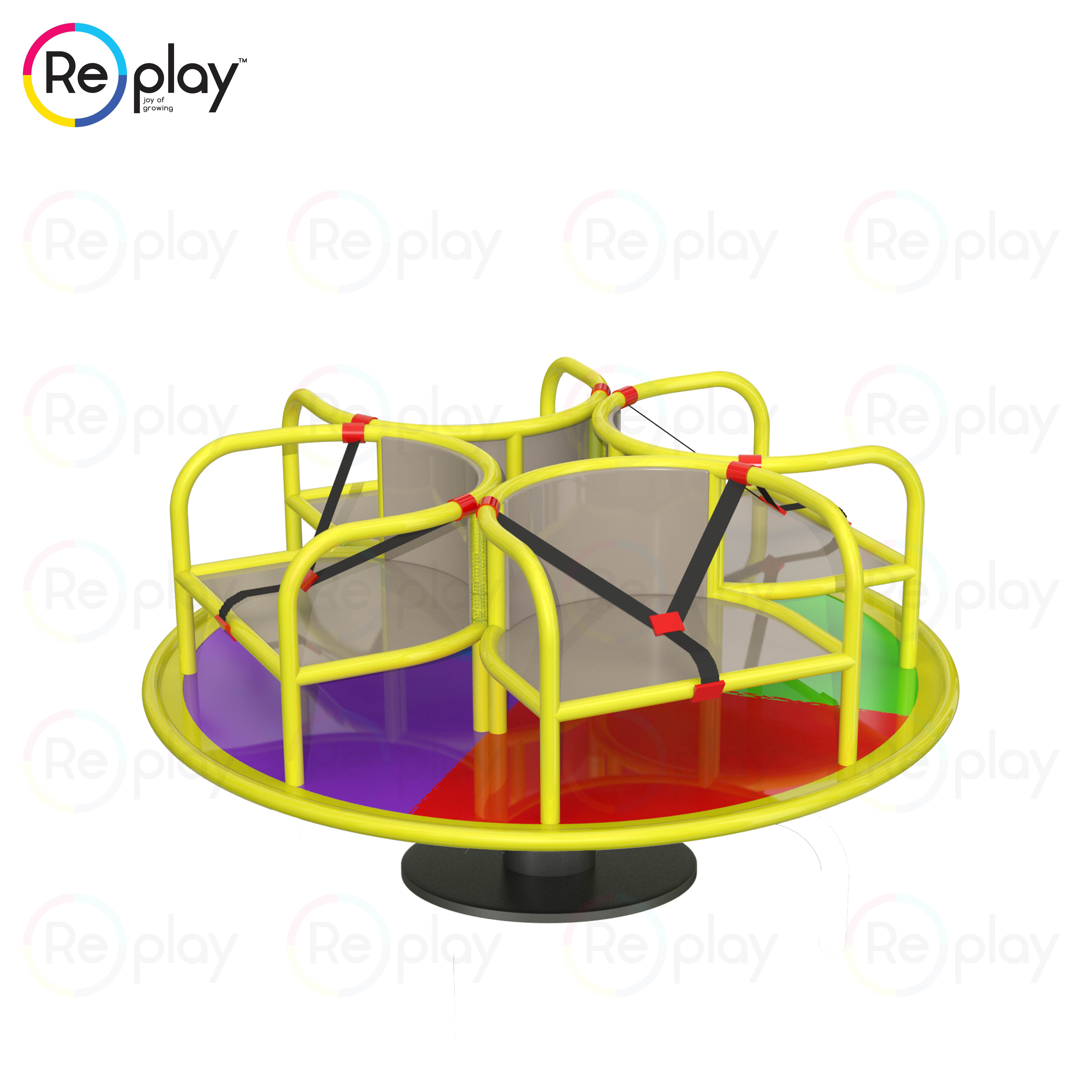 Theme Park Specially-abled Playground Equipment