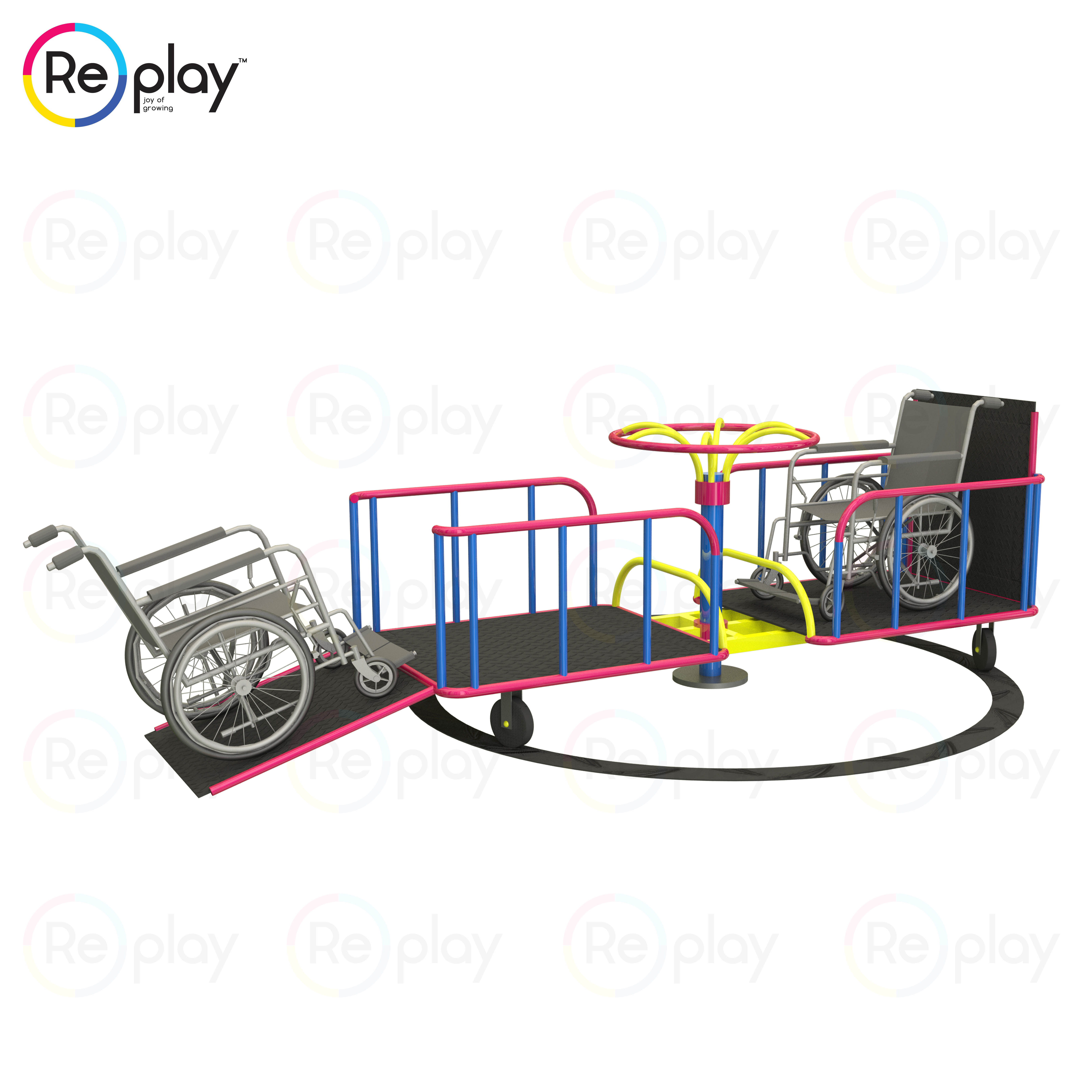 Specially-abled Play Equipment