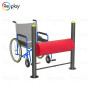 specially abled playground equipment Gym
