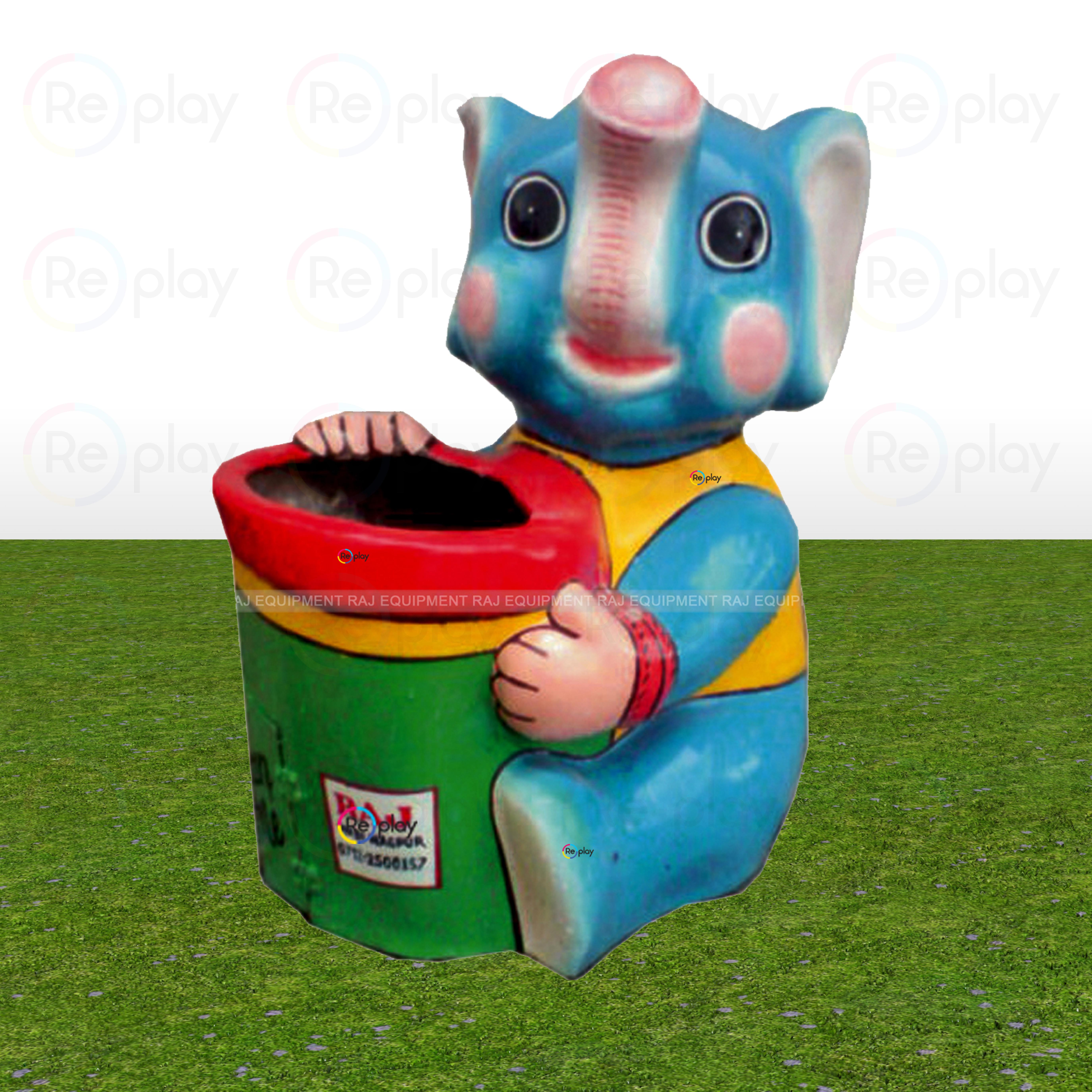 Fancy Elephant Dustbin