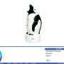 Fancy Open Mouth Penguin Dustbin