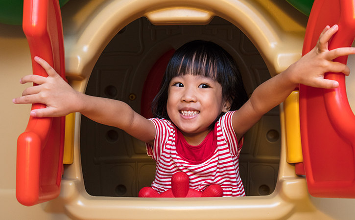 Turning Playground into Your Child's Second Home