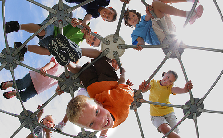 Outdoor Games Profoundly Impact Sustainable Child Development