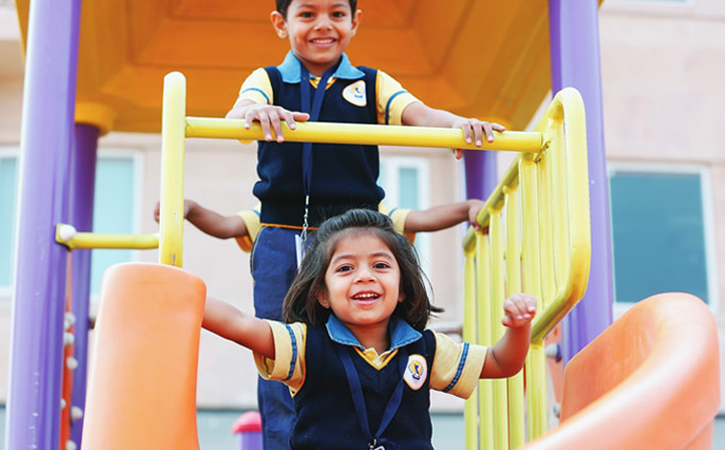 Simple Playtime in Playgrounds Can Make Shy Kids Sociable