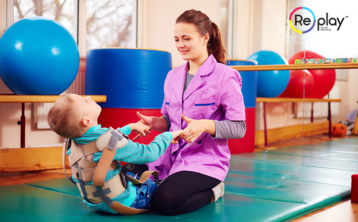 Preschool Activities for Specially-Abled Kids