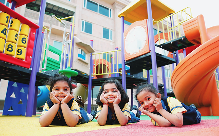 5 Playground Activities That Can Help Your Child's Development