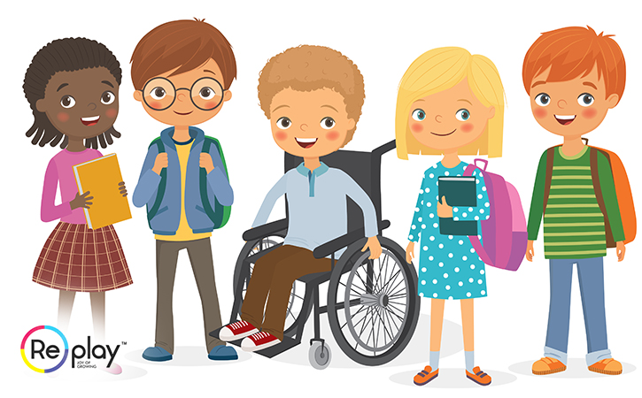 Why Friendship and Play Are Good For Your Child with Disability?