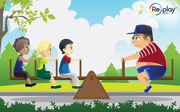 Combating Childhood Obesity By Playing Outside