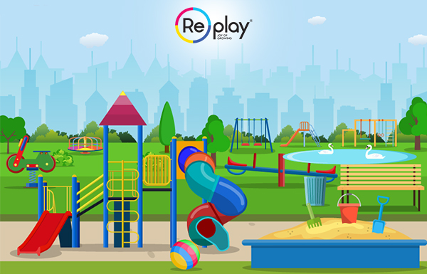 Learn more about selecting right outdoor play equipment