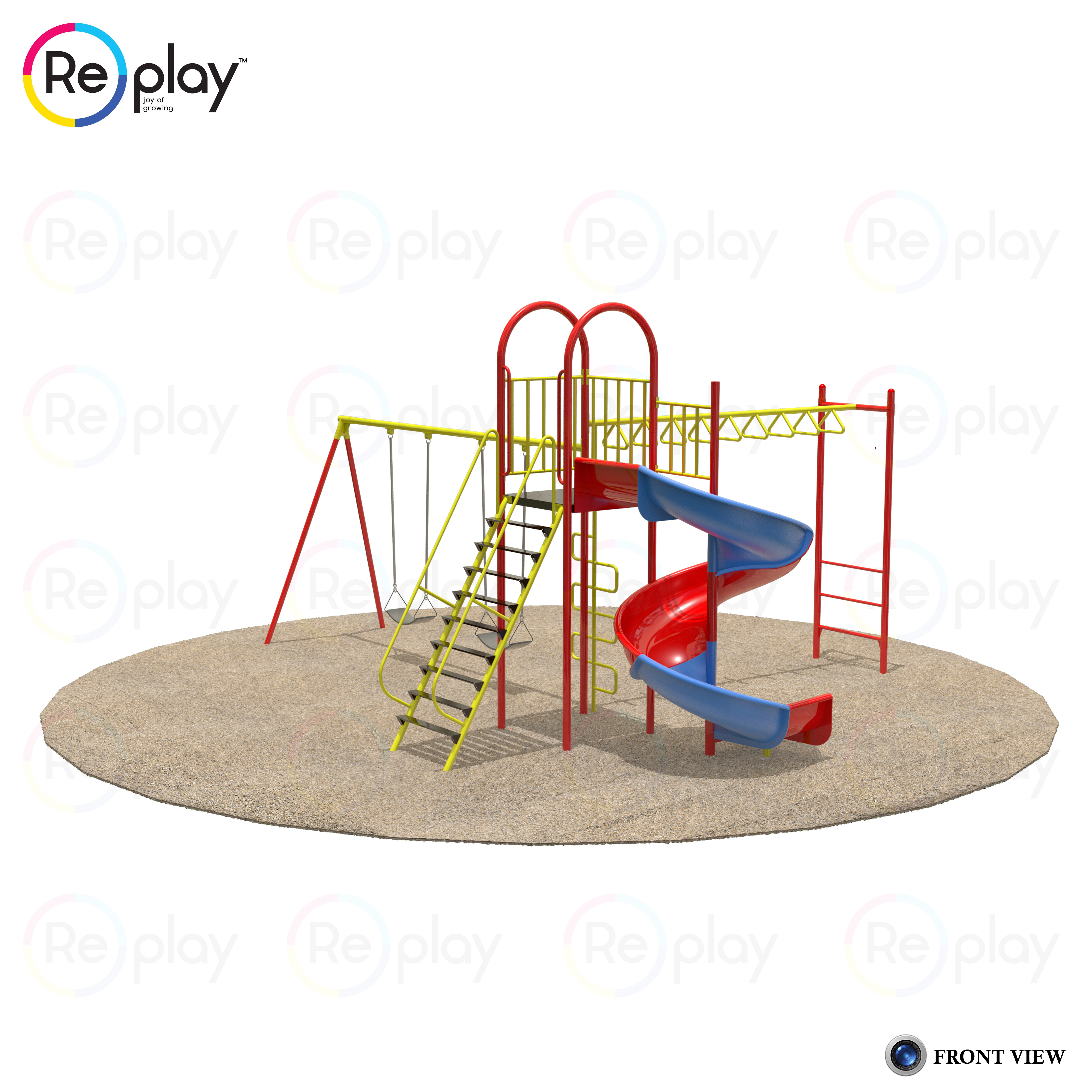 ALL IN ONE MULTI PLAY SYSTEM
