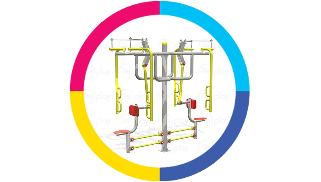Open-air-gym-equipments-for-parks