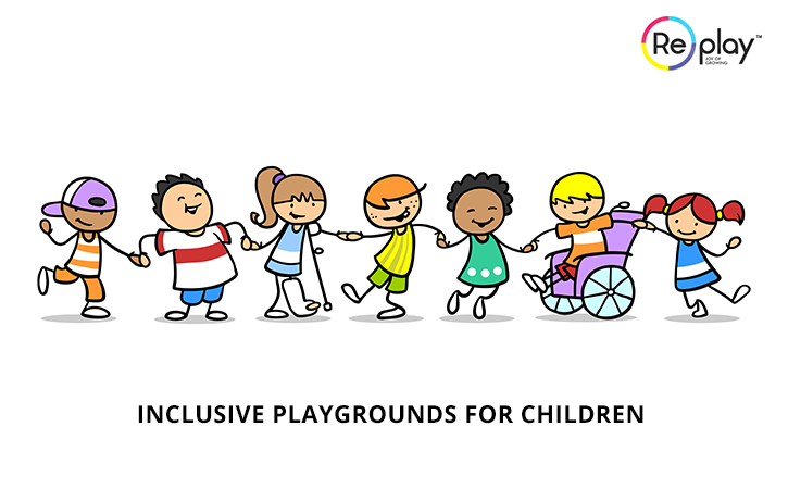 Advantages of Having Inclusive Playgrounds