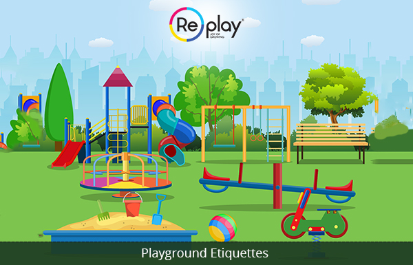 Remembering the Rules of Proper Playground Etiquette