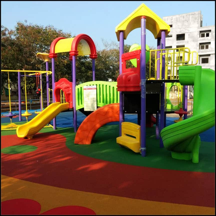 Amazing Facts about Playground Surface Flooring | Children Safety Surface Flooring