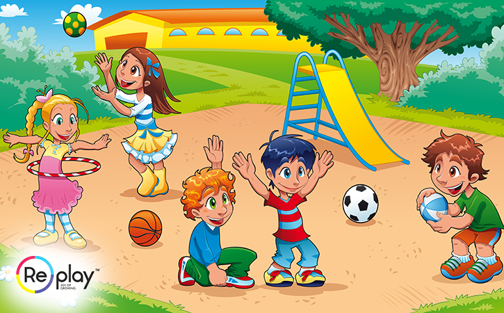 Life Lessons You Can Only Learn Playing on the Playground