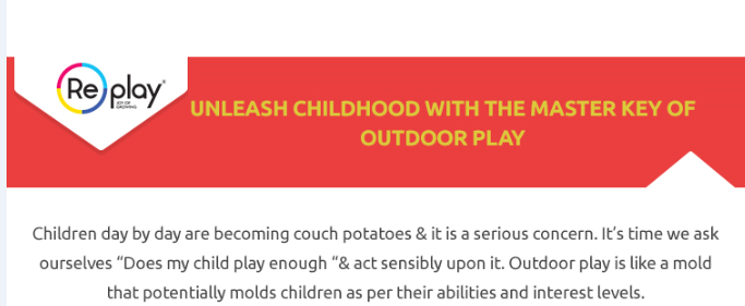 Unleash Childhood with the Master Key of Outdoor Play
