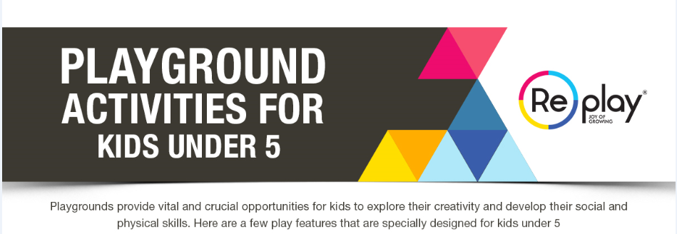 Playground Activities for Kids Under 5